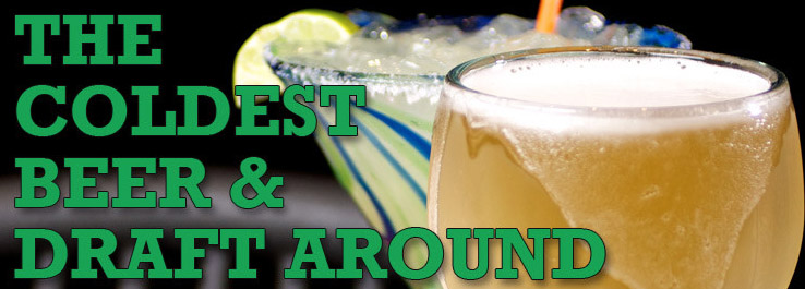 Coldest Beer In Texas and other Great Drinks